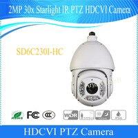 Dahua оригинальный видеонаблюдения 2 М 1080 P 30X HDCVI PTZ IP66 OSD оригинальный английский версии без логотипа SD6C230I-HC купольная