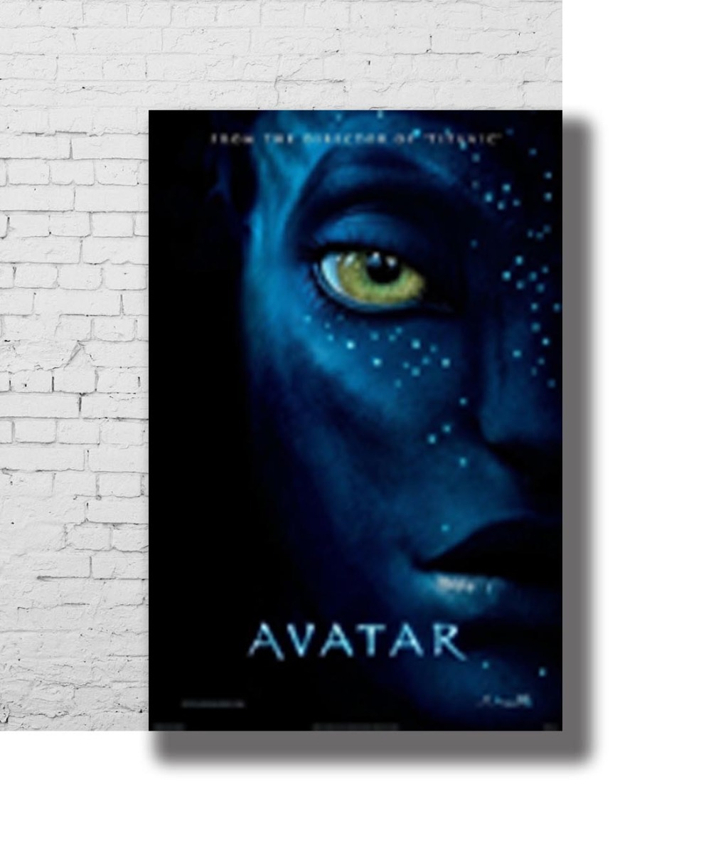 Avatar Sequels To Be Cancelled James Cameron Hints New: G 097 Avatar Movie James Cameron 2009 Film 01 Fabric Home