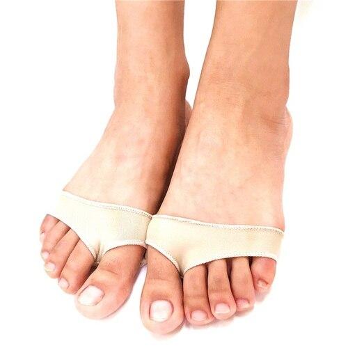 SpringYard Gel+Fabric Forefoot Pad Metatarsal Pads Cushion Corn Callus Soft Foot Care Tool for Shoes Men Women Karachi