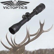 Victoptics 2-7x32 оптические прицелы винтовки оптический прицел 25,4 мм для охоты