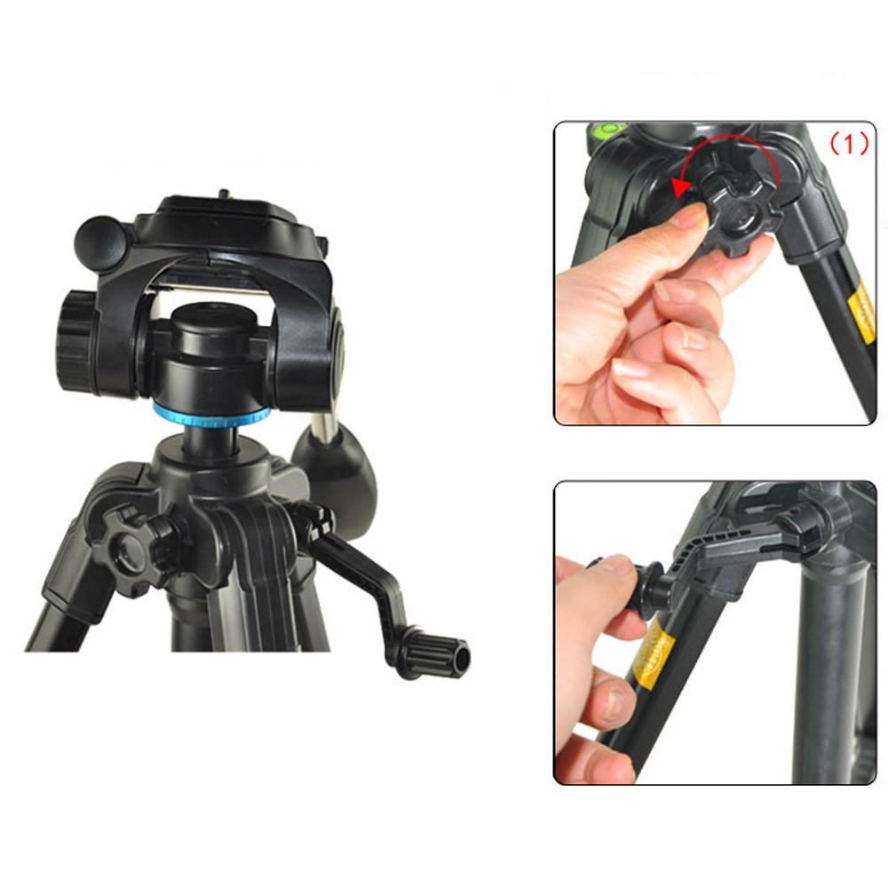 QZSD-Q08-Aluminum-Video-Tripod-Ball-Head-3-way-Fluid-Head-Rocker-Arm-with-Quick-Release (3)