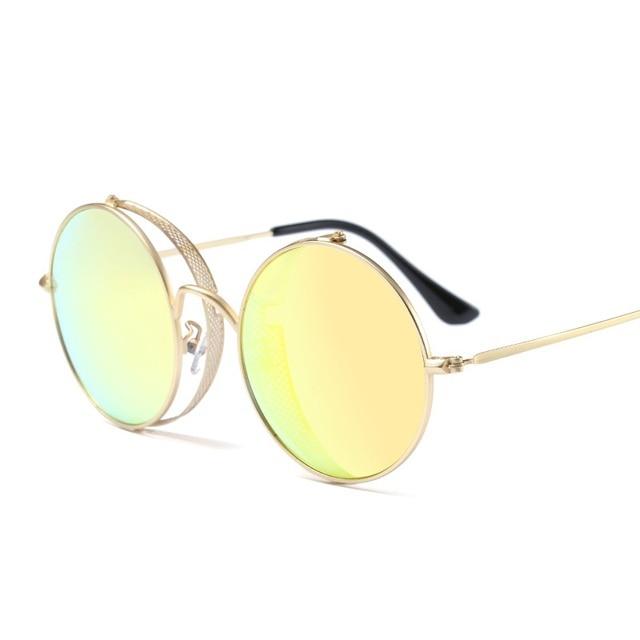 Occhiali da sole Occhiali da sole / occhiali da sole del gatto Occhiali da sole personalità riflettenti delle donne occhiali ( Colore : 2 ) PfsxAxwsL