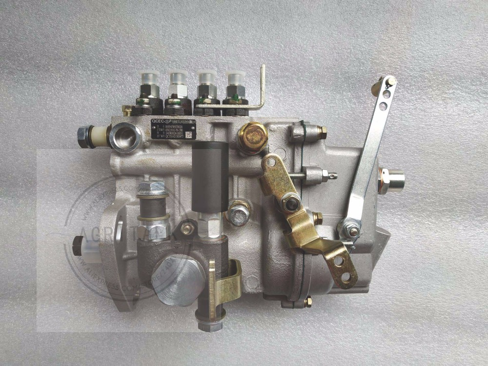 Quanchai QC480D engine for generator set, the high pressure fuel pump, PUMP MODEL: BHF4IW070020 jiangdong jd495t ty4102 engine for tractor like luzhong series the high pressure fuel pump x4bq85y041