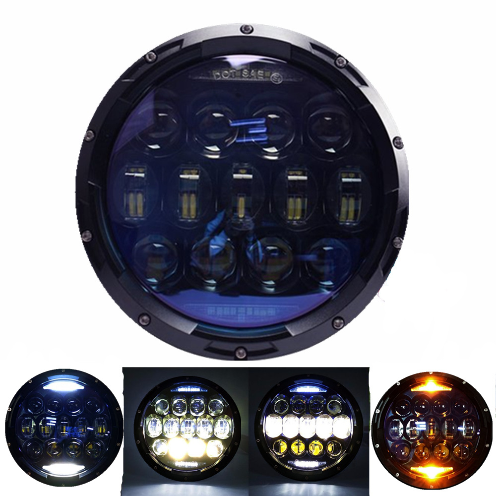 Brilliant Us 72 28 20 Off 7 Inch Projector H4 Led Driving Headlight For Harley Davidson Motorcycle 7 Inch Angel Eye Turn Signal Light On Aliexpress Caraccident5 Cool Chair Designs And Ideas Caraccident5Info