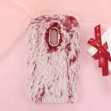 Furry sFor Coque Xiaomi Redmi 5 Plus Case Xiomi Hairy Soft Back Cover For Redmi5 5Plus Capinha