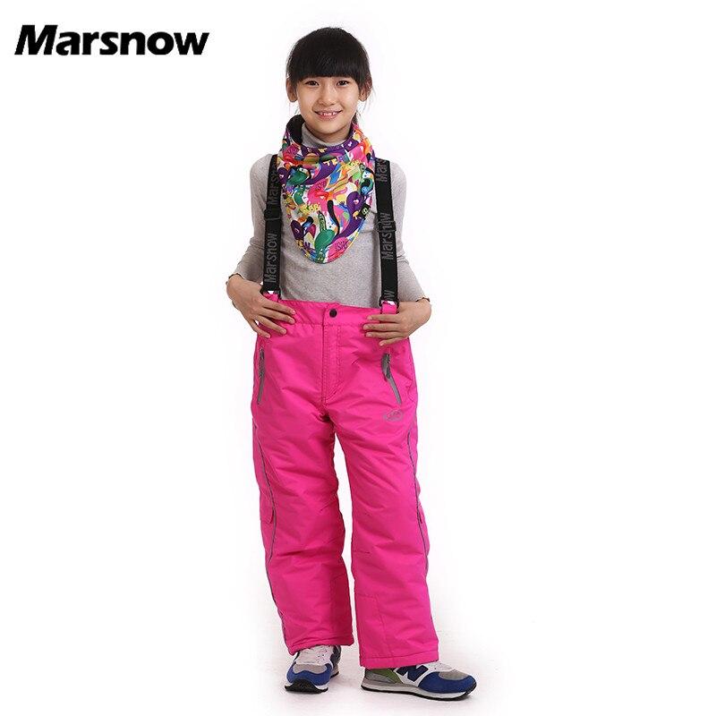 717b88a1bf11 Зима толстые брюки 110-164 мальчик девочка Ветрозащитный ...