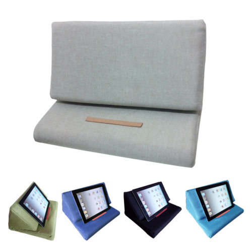 Pillow Stylish Portable Cooling Pad Pillow Cushion Holder Tablet Stand For Ipad Tablet