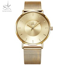 Shengke New Arrival top brand women watches Fashion Ladies Dress Women wristwatches quartz watch relogio feminino Montre Femme