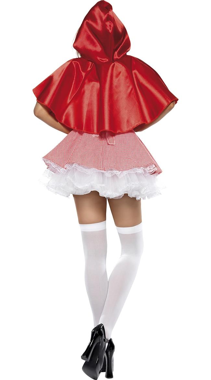 Απόκριες Κοκκινοσκουφίτσα Κοστούμια - Καρναβάλι κοστούμια - Φωτογραφία 4