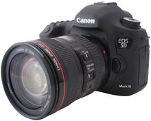 Canon EOS 5D Mark III DSLR Camera with EF 24 – 105mm F4 L IS USM Lens Kit