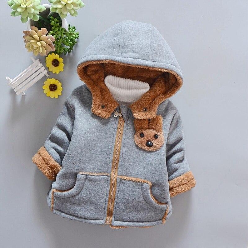 Bibicola/зимняя куртка для мальчиков детская верхняя одежда для мальчиков и девочек осеннее пальто детская теплая куртка с капюшоном для мальч...