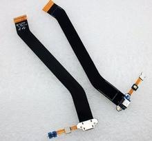 Conector Del Cargador USB socket Conector Dock MIC Cable de la Flexión Para samsung galaxy tab 3 10.1 p5200 p5210 gt-p5200 gt-p5210 de carga puerto