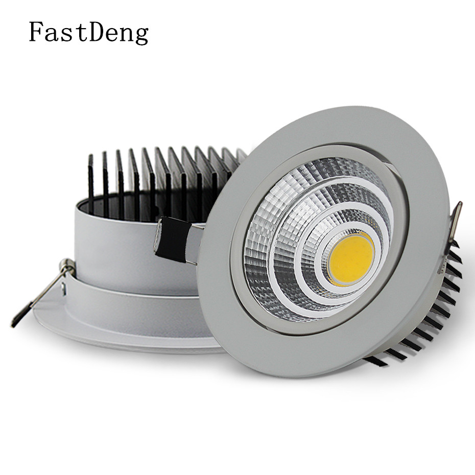 Downlight 20W Led Spot Downlight Ceiling Dimmable led Downlight Recessed 10W 5W High Luminance 1800lm 900lm 450lm Spot Lighting mantra downlight