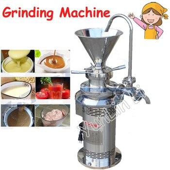 De fresado máquina coloidal Molino de sésamo molino coloidal mantequilla de maní coloide Molino de granos de soja máquina de molienda de JML50