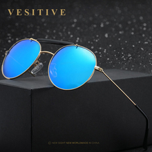 VESITIVE Brand Original Men Polarized Sunglasses Driving Mirror Colorful Lens Glasses oculos de sol Eyewear Accessories