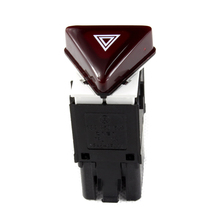 TUKE OEM Danger alarm switch warning converter - dark red VW Golf MK5 Jetta Lapin 18G 953 509 A 18G 953 509