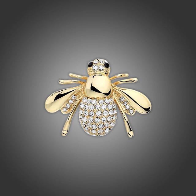 H:HYDE Lovely Bee Shape Brooch