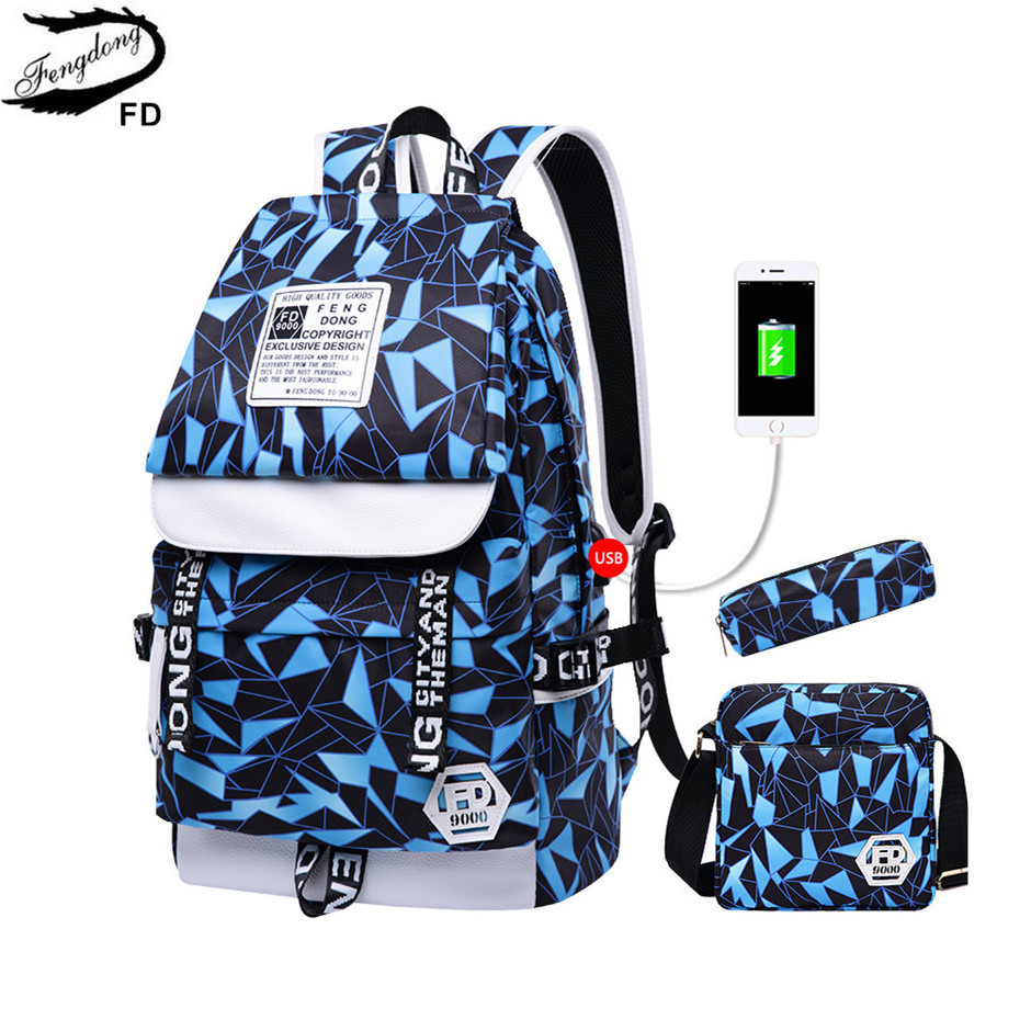 FengDong school backpacks for boys school bags pen pencil bag shoulder bags for men black waterproof backpack schoolbag bookbag fengdong school backpacks for boys black laptop computer backpack kids school bag bagpack men travel bags backpacks for children