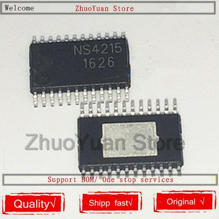 1PCS/lot NS4215 TSSOP-24  New Original IC Chip