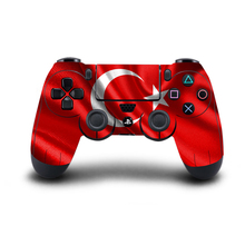 Classic PS4 Skin Turkey Flag Sticker Full coverage for Sony Play Station 4 Wireless Controller Skin Game PS4 Accessory