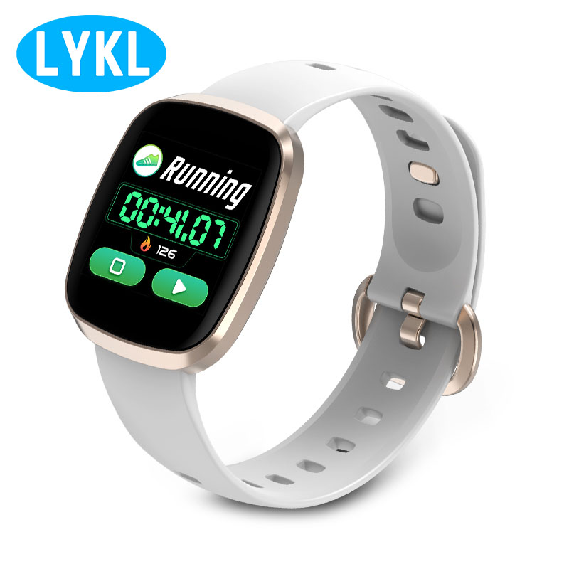 LYKL GT103 Sports music watch IP67waterproof heart rate blood pressure fitness tracker monitor control for Android