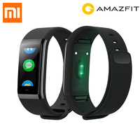 Xiaomi Huami Amazfit A1702 Smart Band Sport Watch Midong Heart Rate Smartband 1 23 Inch Screen