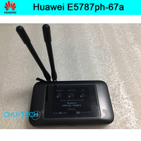 unlocked Huawei E5787 E5787ph 67a 300Mbps cat6 band 28 Mobile WiFi Hotspot router 4g sim portable mifi router 4g battery 3000ah