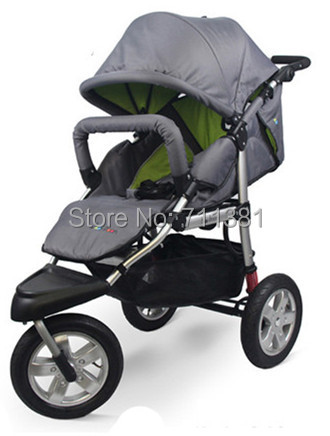Us 585 0 Hot Selling New Brand Baby Carrinho 3 In 1 Stroller 6 Colors Baby Prams 3 In 1 Free Shipping Baby Pushchair Stroller Hot Selling In Three