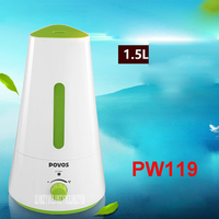 PW119 220V/20W Home large capacity mute office bedroom pregnant  small fragrance machine 1.5L Mist Discharge humidifier 250ML/h