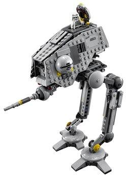 Baru AT-DP Blok Bangunan Mainan Hadiah Pemberontak Serial TV Animasi Kompatibel dengan Legoe