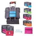 Portable Travel Luggage Clothes Underwear Pouch Storage Organizer Bag Waterproof 32L Light Weight