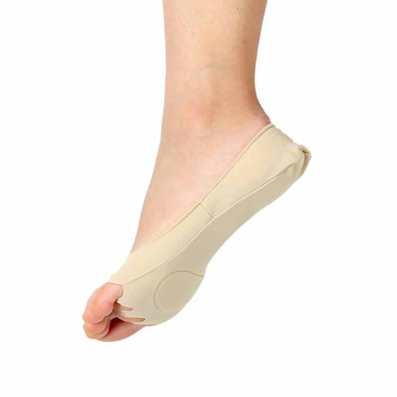 בריאות רגל טיפול עיסוי גרבי יוגה הבוהן חמש אצבעות הבהונות דחיסת גרבי קשת תמיכה להקל על כאבים ברגל גרבי ליידי