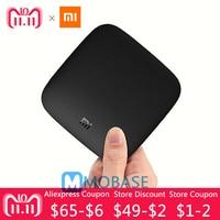 [Official International Version] Xiaomi Mi Box 3 Android 6.0 TV Box 2G/8G Dual WiFi Smart TV IPTV Media Player Set Top Box