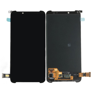 "Image 2 - 6.01"" Original Tested M&Sen For Xiaomi BlackShark Helo LCD  Display Screen+Touch Panel Digitizer For Black Shark Helo Display"