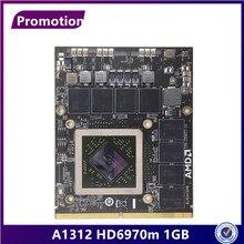 """Продажа для Apple iMac 27 """"A1312 HD6970 HD6970m HD 6970 6970M 1G 1 ГБ 109 C29657 10 216 0811000 2011 видеокарта VRAM VGA GPU"""