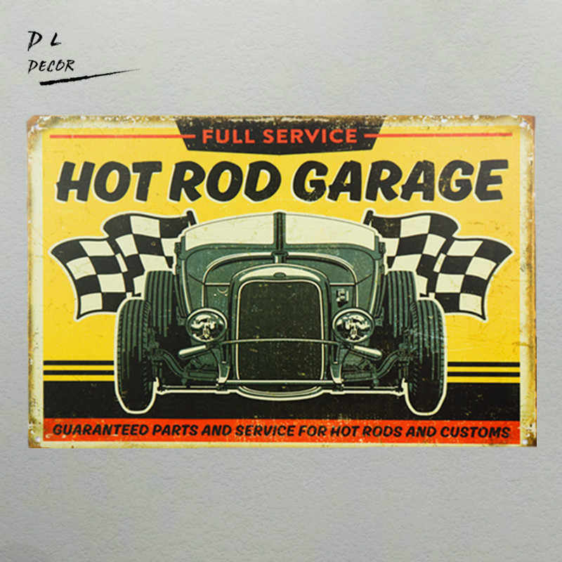 Detail Feedback Questions about DL Full Service Hot Rod