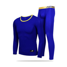2017 New Autumn Winter Men Thermal Underwear Sets Elastic Warm Modal Long Johns for Men Breathable Thermo Underwear Suits