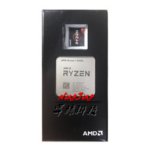 AMD Ryzen 7 3700X R7 3700X3.6 GHz Processore a Otto Core Sinteen-Thread di CPU 7NM L3 = 32 M 100-000000071 Presa AM4 nuovo, ma senza ventola