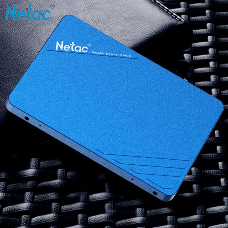 2.5 pouces SATAIII Haute Vitesse SSD Interne Solid State Drive Pour Ordinateur Portable PC Ordinateur Netac Numérique N600S 1 TB Dur disque SSD Drive