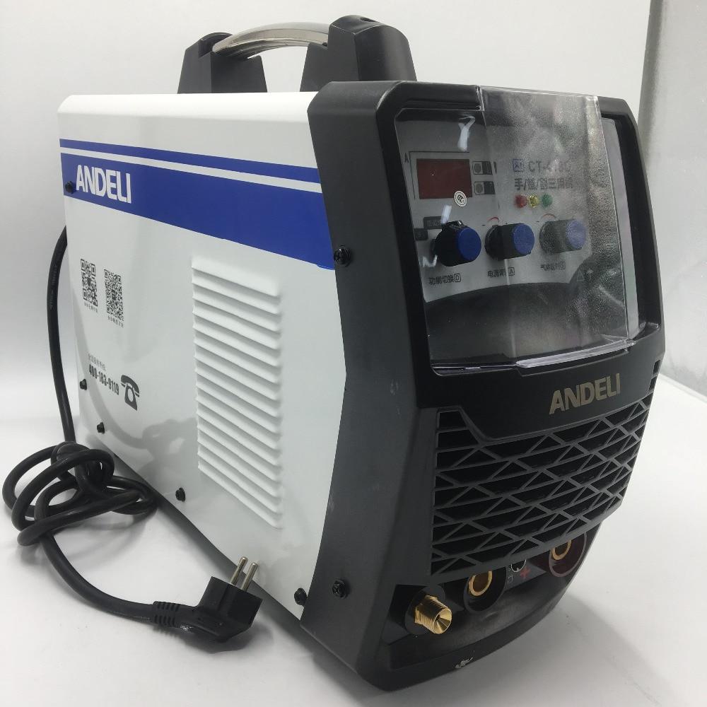 3IN1 Multi-function Plasma Cutter MMA TIG Welder Digital Display ARC Welding Machine 220V 180A