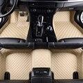 Esteras del Piso del coche Para Dodge avenger Viaje Atos Calibre Dakota Nitro Sprinter coche accesorios car styling felpudos alfombras Personalizadas