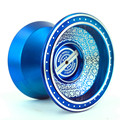 Envío de la venta caliente cojinete de bolas yoyo beboo l1 versión mejorada de aleación de aluminio profesional de metal yo-yo auldey yoyo juguete del yoyo