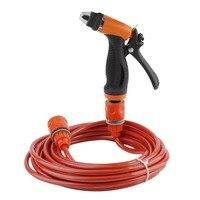DSHA Hot Sale Portable High Pressure Self Priming Electric Wash Water Pump 12V Car Washer Washing