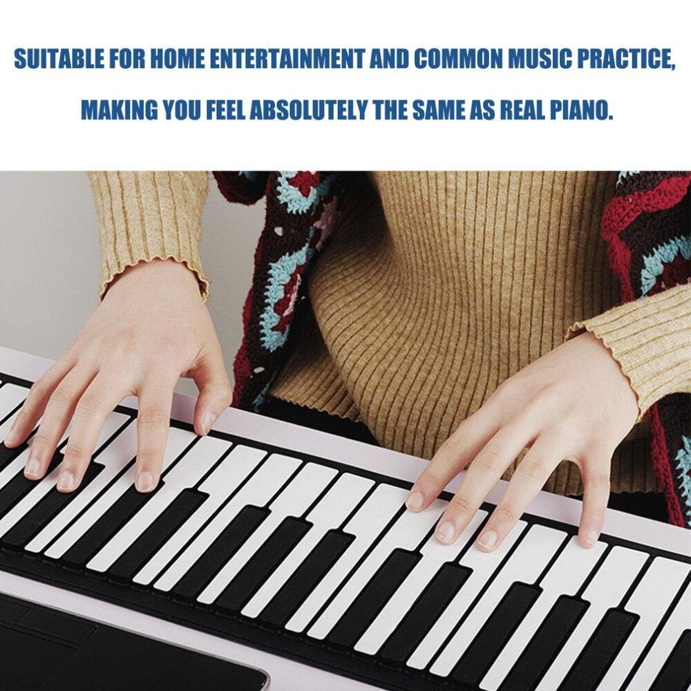 все цены на Hot 61 Keys 128 Tones Digital Keyboard Piano Musical Electronic Organ Built-in Speaker Electronic Piano Waterproof Child Gift онлайн