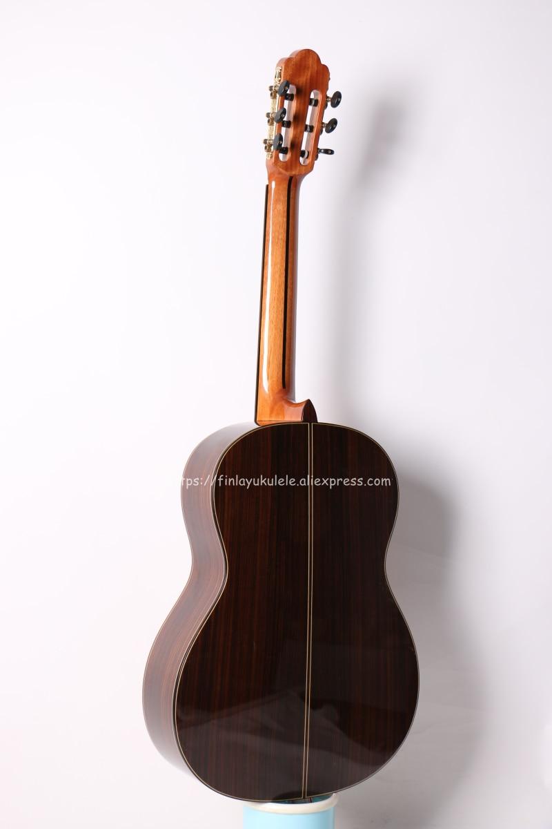 Finlay 39 ιντσών Χειροποίητη ισπανική - Μουσικά όργανα - Φωτογραφία 2