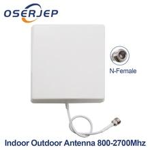 800-2700 МГц CDMA GSM DCS внутренняя 2G 3g 4G LTE панельная антенна Внутренняя антенна мобильный ретранслятор сигнала ячейки Mobie бустер антенна