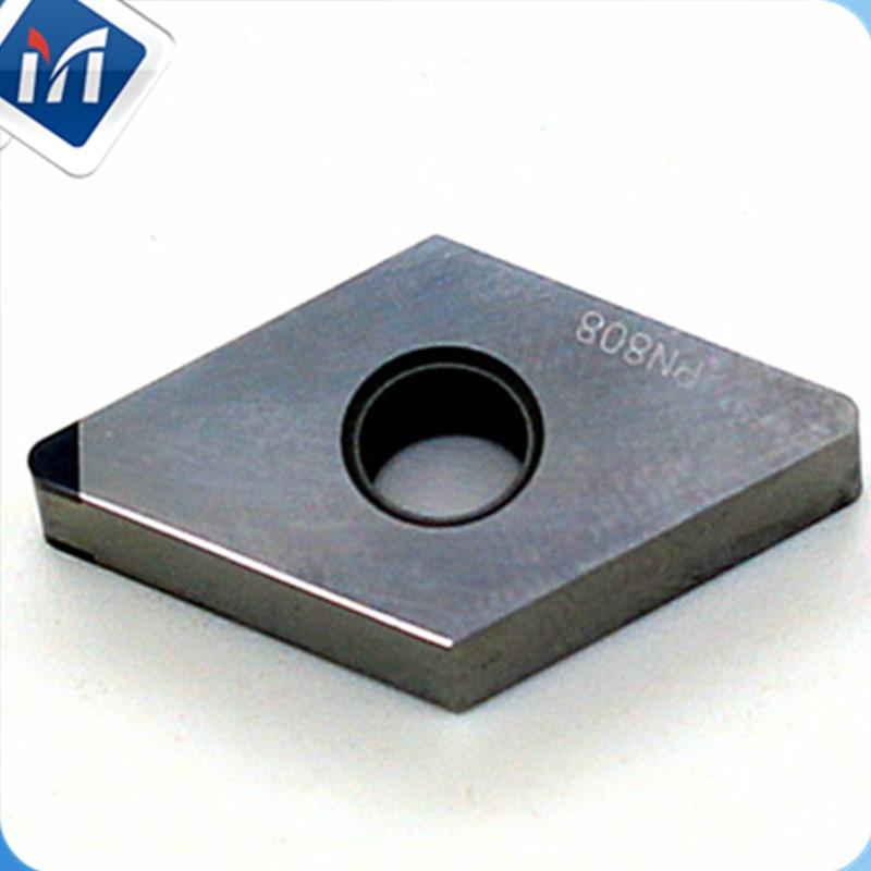 PCD hrot cnc destička diamantový soustruh CNC soustružnické - Obráběcí stroje a příslušenství - Fotografie 6