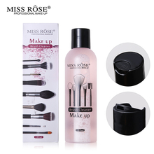 Professional Brush Cleaner Puff Sponge Cleansing Liquid Makeup Tool Kits Remover Brushes Washing Water Cleanser 180ml