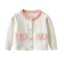 Baby Girls Clothes Romper Cardigan Jumpsuit