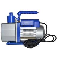 220V 2L Rotary vane Vaccum Pump 280*280mm Stainless Steel Vacuum Degassing Chamber 5L Vacuum Buckets